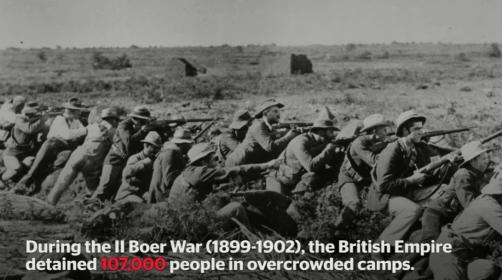 Anglo Boere oorlog foto