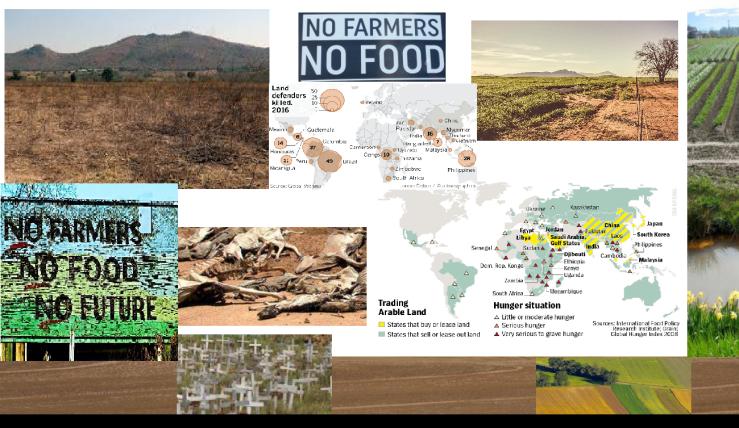 geen plaas geen boer geen voedsel