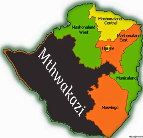 Image result for zimbabwe map ethnic peoples