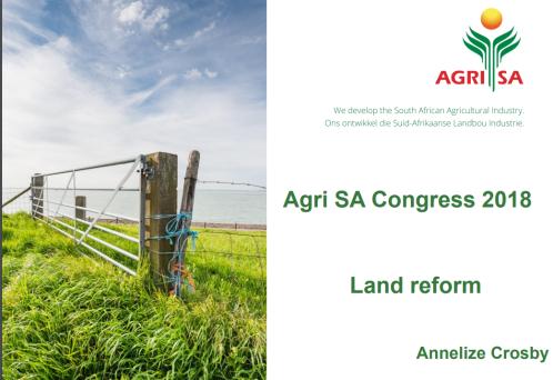 agrisa kongres 2018