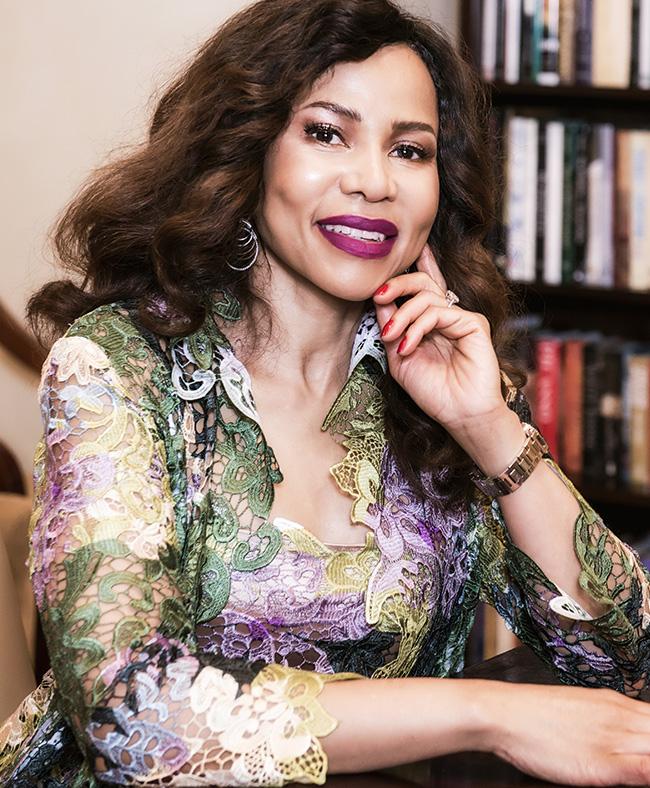 Image result for Precious Elizabeth Makgosi Moloi-Motsepe photo