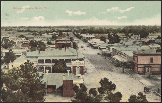 Image result for Horsham in Victorian   ree